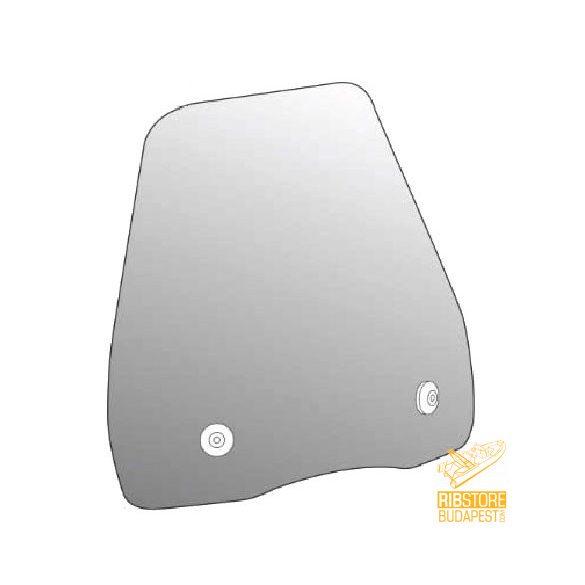 MUVI LOW WINDSHIELD /alacsony szélvédő