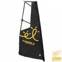 7.0/5.2 m2 Reffelhető vitorla, Tiwal logóval
