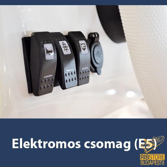 G420 Elektromos csomag (E4)