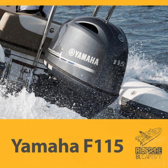 Yamaha F115 külmotor