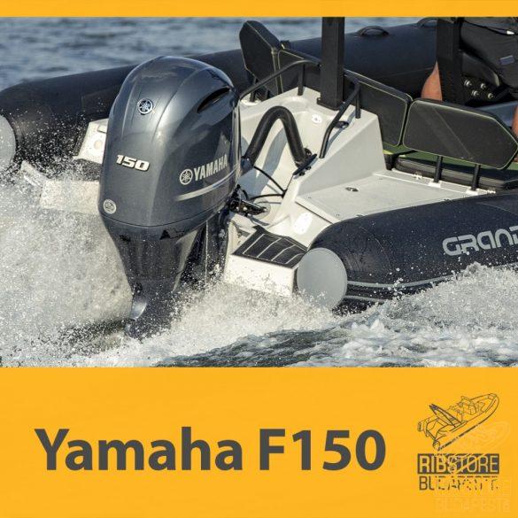 Yamaha F150 külmotor