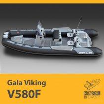 GALA Viking V580F RIB-hajó horgászoknak