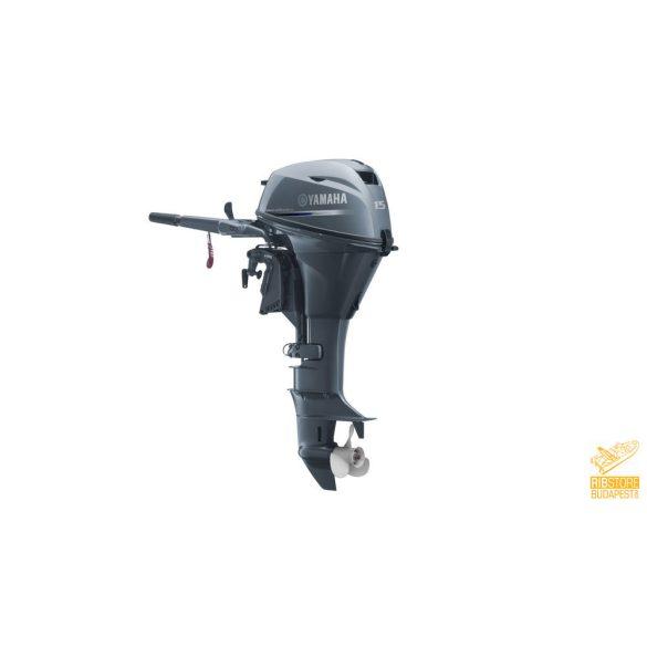 Yamaha F15 CES külmotor