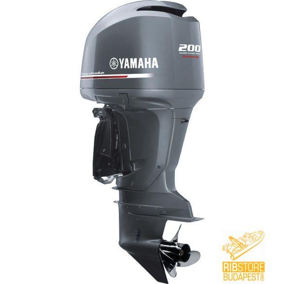 Yamaha F200 külmotor