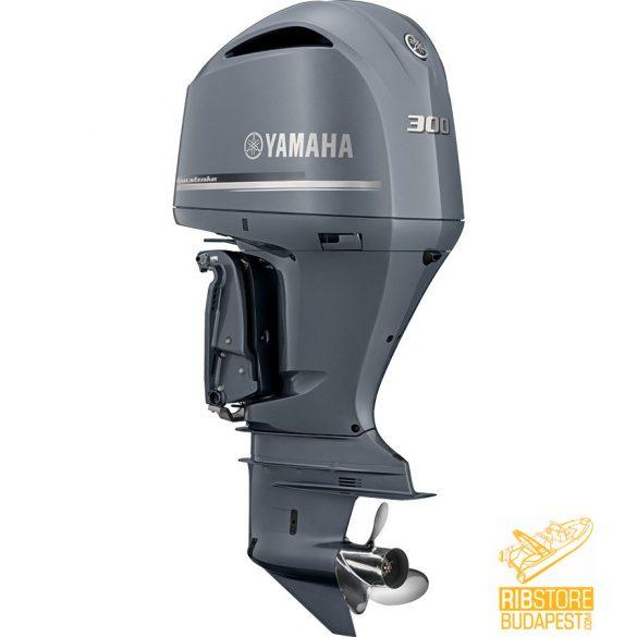 Yamaha F300 külmotor