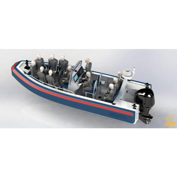 GALAXY Trident T7L - Cruiser felszereltség
