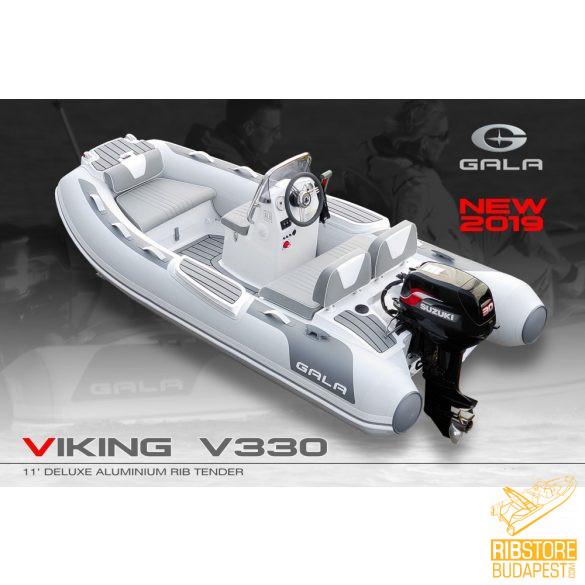 GALA Viking V330 - Egyedi felszereltség