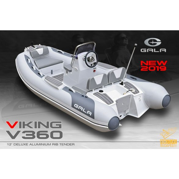 GALA Viking V360 - Egyedi felszereltség