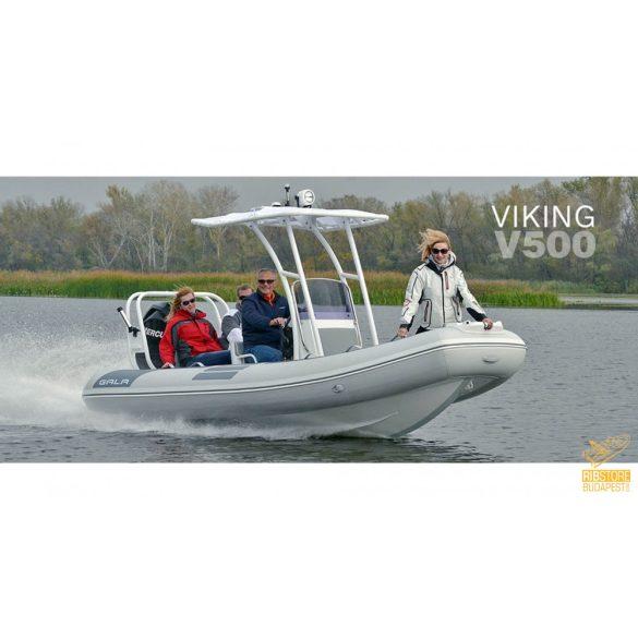 GALA Viking V500 - Egyedi felszereltség