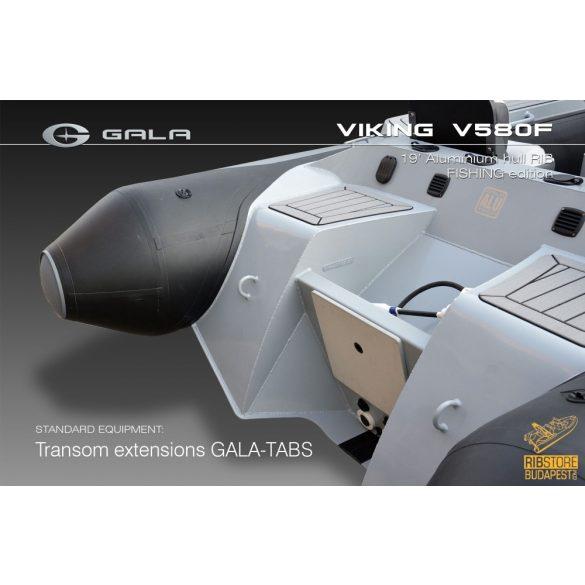GALA Viking V580F - Egyedi felszereltség