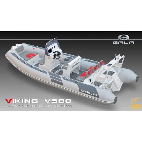 GALA Viking V580 - Teljes felszereltség