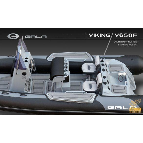 GALA Viking V650F - Egyedi felszereltség