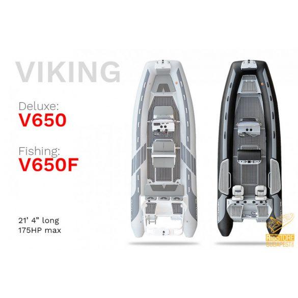GALA Viking V650F - Teljes felszereltség