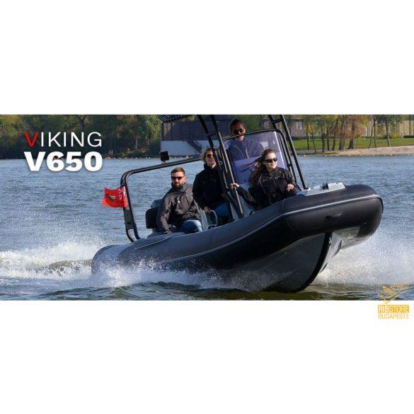 GALA Viking V650 - Egyedi felszereltség