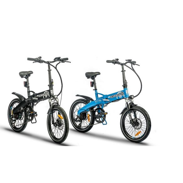 Torrot CitySurfer elektromos kerékpár (Fekete)